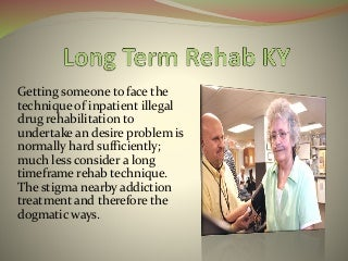Long term rehab ky