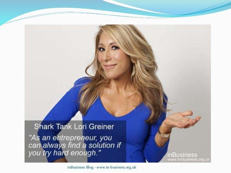 Lori Greiner Net Worth