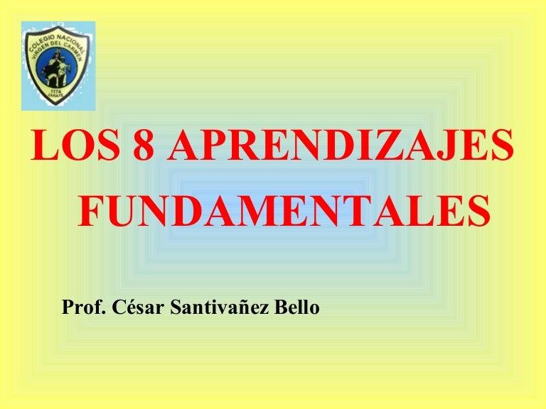 Marco curricular nacional y aprendizajes fundamentales ppt video.