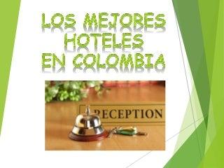 hoteles en marsella colombia