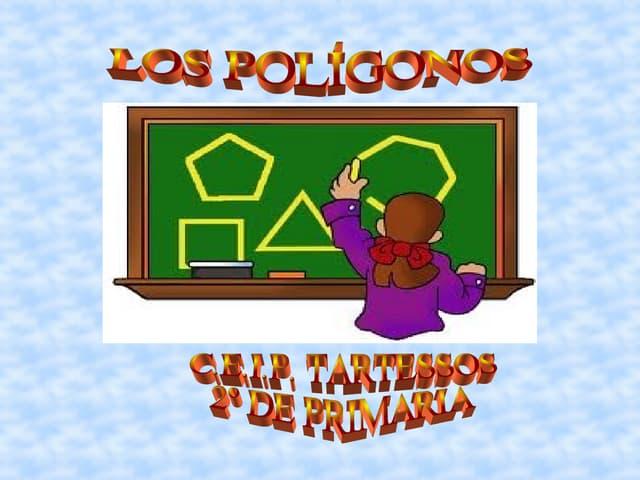Los polígonos 2º primaria