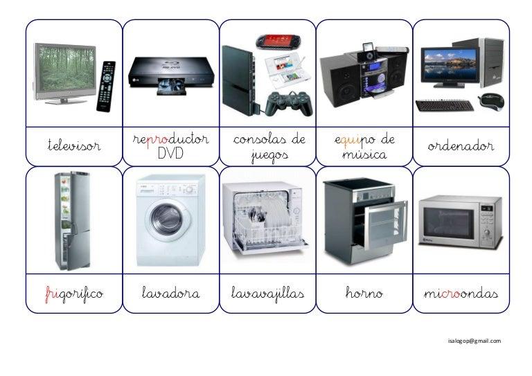 Loto electrodomesticos - Electrodomesticos la casa ...