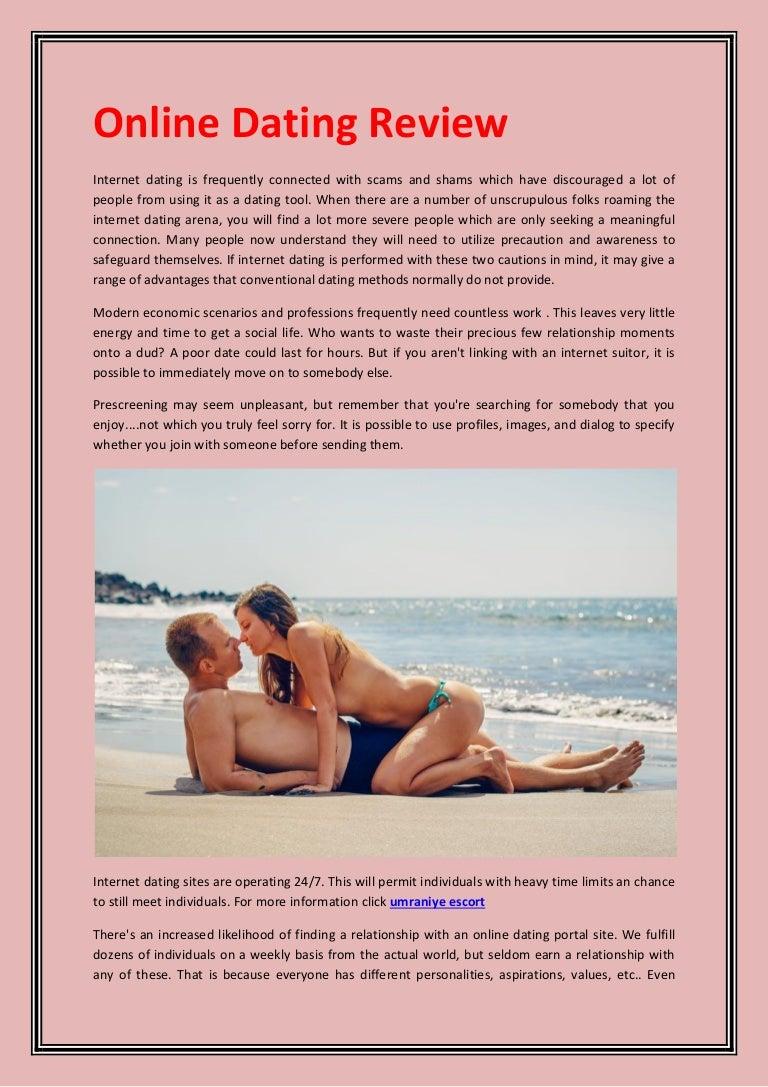 dating site economics