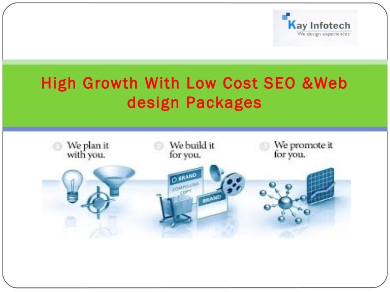 Low Cost Seo Web Design Packages India