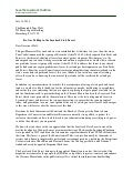 Letter to PA Gov. Tom Wolf re Gas Drilling in the Loyalsock State Forest