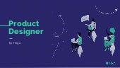 Le product designer by Thiga