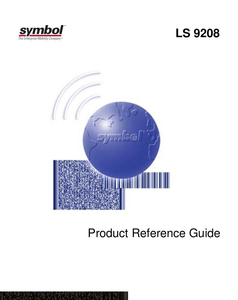 Symbol Ls2208 Wiring Diagram Diy Wiring Diagrams