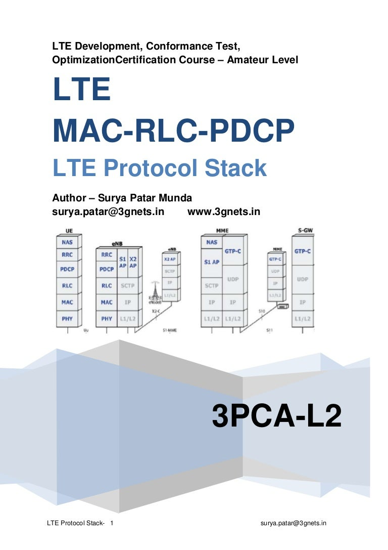 Lte protocol stack mac rlc pdcp pooptronica