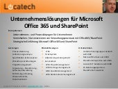 LTRS365 - Ticketsystem Servicedesk Helpdesk für Office365 & SharePoint Online