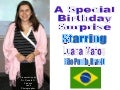 Luana Matos Happy Birthday Surprise Photo Album