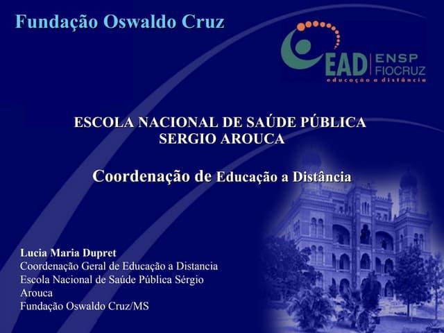 Seminário Recursos e Práticas Educacionais Abertas no Ensino Superior: desafios e oportunidades - Lucia Dupret