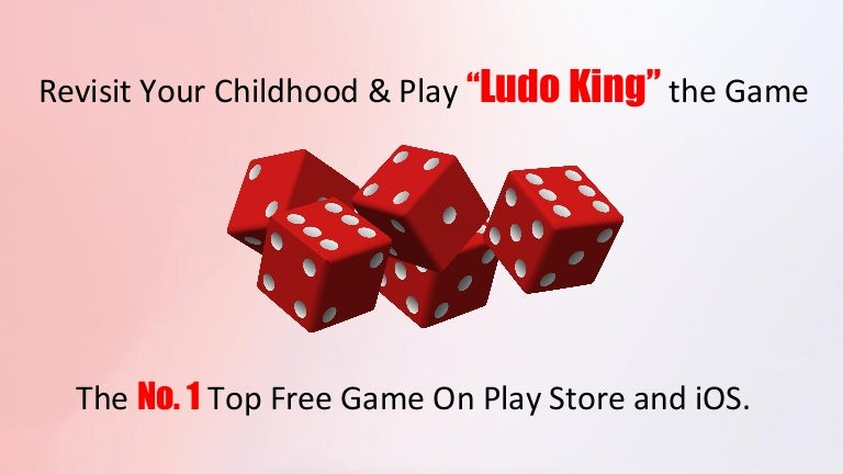 Revisit your Childhood : Play Ludo King Online