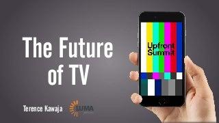 LUMA's Upfront Summit Keynote: