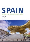 Deloitte: Spotlight on the Spanish Real Estate Market