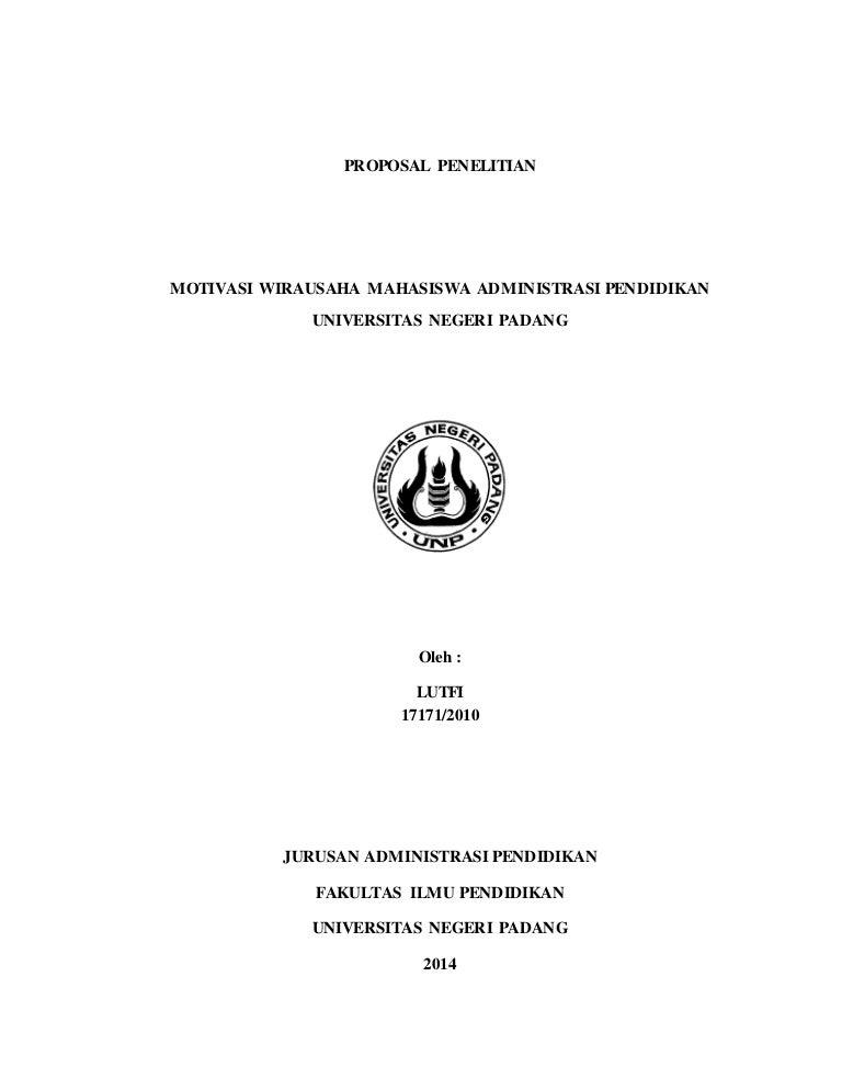 Contoh Proposal Seminar Kewirausahaan Pdf Download Advpoks