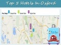 Luxurious Hotels in Oxford
