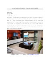 Luxury Penthouse Condo Aldea Thai at Mamitas Beach Playa del Carmen