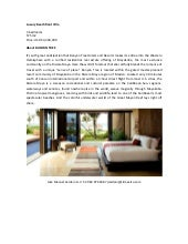Luxury Beachfront Villa Banyan Tree Mayakoba - Playa del Carmen