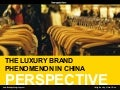 Luxury Brands in China - TBG