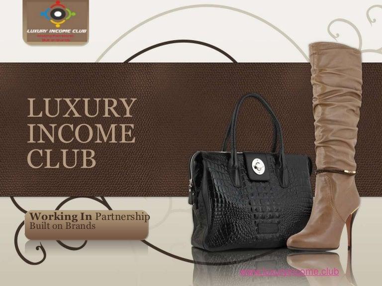 Delortae Agency™ | Partners Luxury Income Club