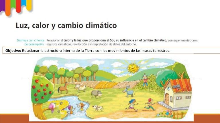 Luz Calor Y Cambio Climatico