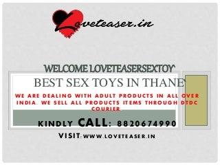 Best Sex Toys In Thane