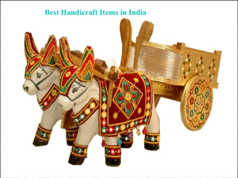 Best Handicraft Items In India