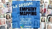 LX  Personas - Empathy Mapping