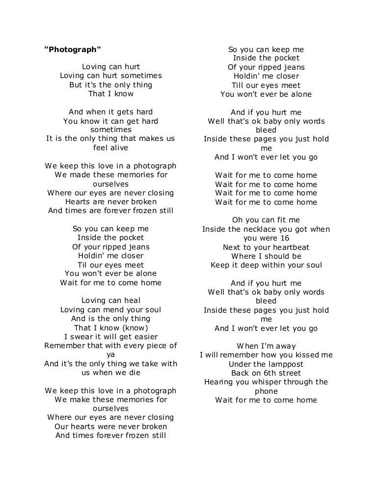 Lyric come away with me lyrics : Lyrics of song