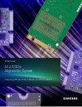 M.2 SSDs: Comparing SSD Form factors, Interfaces, and Software Support – Whitepaper