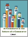 M commerce is the future of e-commerce