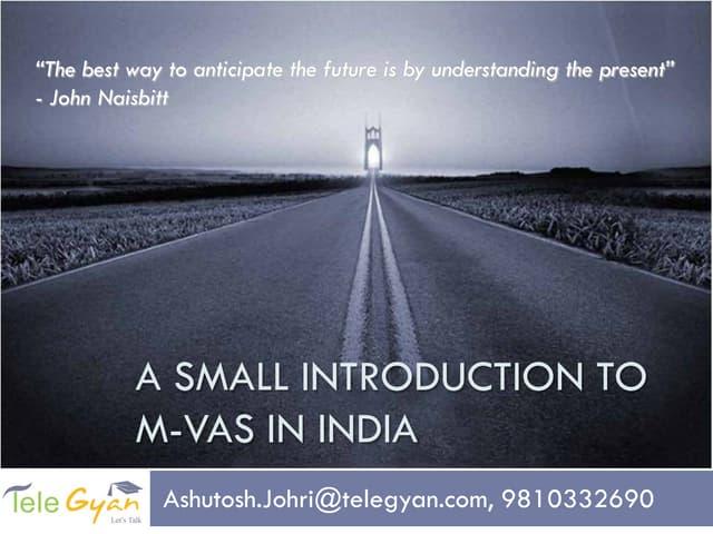 M Vas In India