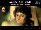 Museo Del Prado - National Gallery Madrid