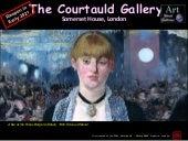 Courtauld Gallery, London