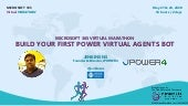 M365 virtual marathon   build your first power virtual agents bot