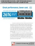 Windows Server 2012 on Dell - Great performance and value for the next generation platform: A SharePoint study