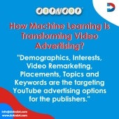 How #MachineLearning Is Transforming #VideoAdvertising?