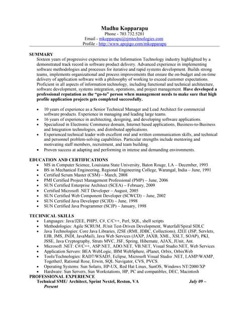 Pankaj Resume for HadoopJavaJ2EE Outside World