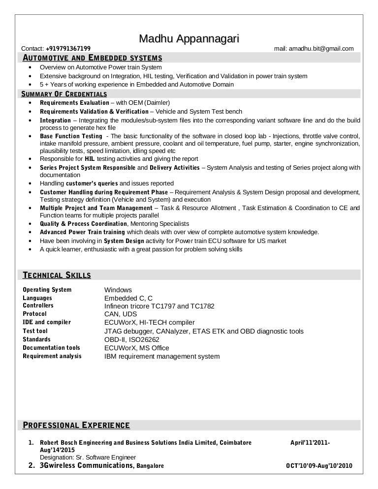 1de238612 Madhu resume