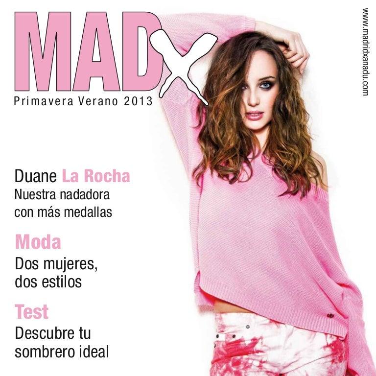 Mad X - Primavera Verano 2013