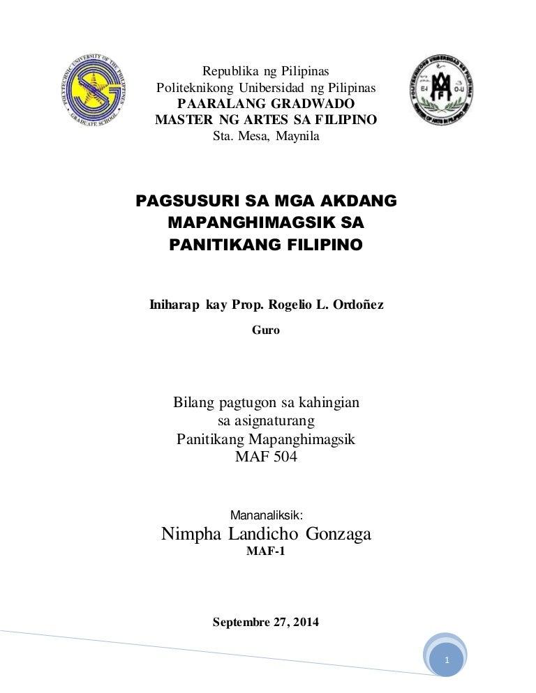 Kahulugan bawat saknong republikang basahan Filipino 10