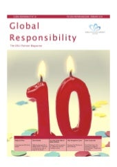 Global Responsibility Magazine. Issue no. 10th - February 2014 (Low Resolution)