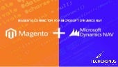 Magento Connector for Microsoft Dynamics NAV