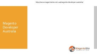 Magento developer australia