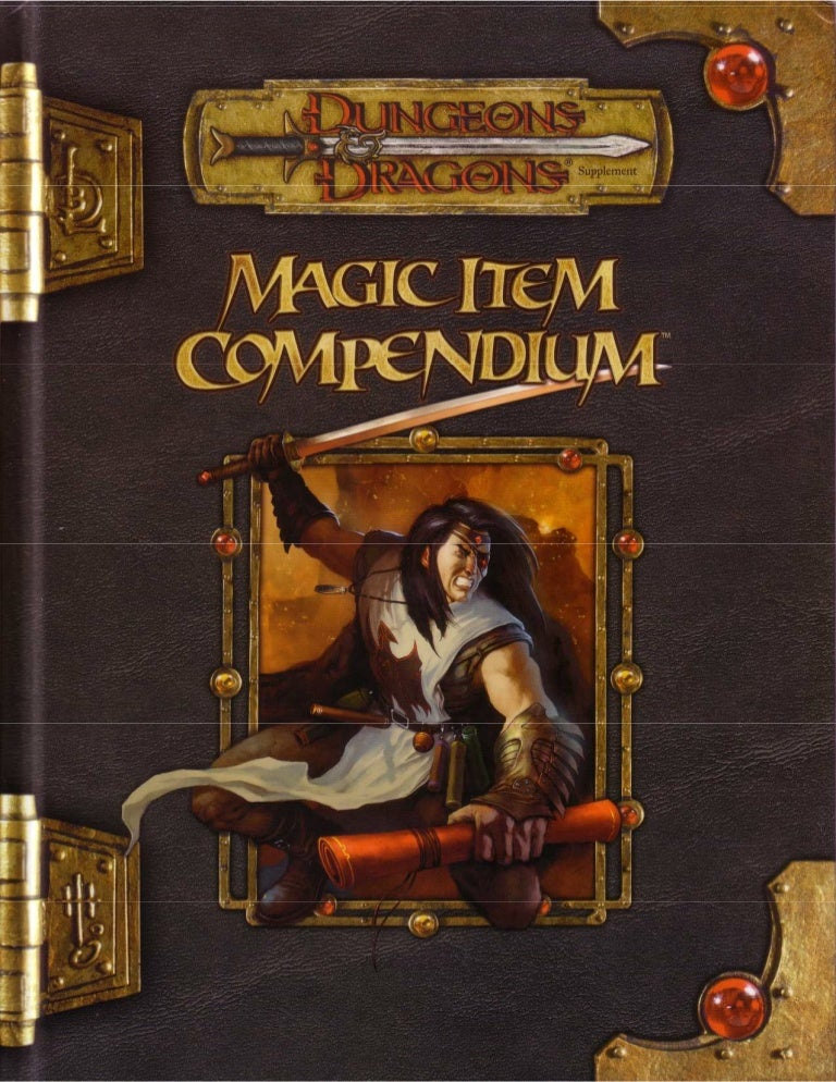 Magwa's magic item compendium for android apk download.