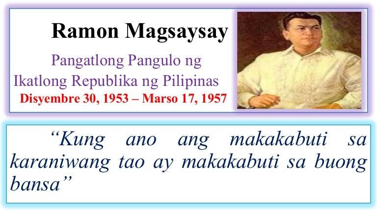 sinu-sino-ang-mga-dating-pangulo
