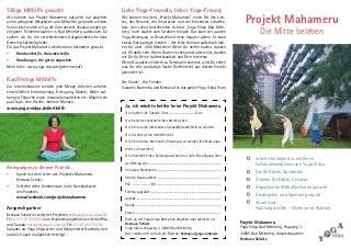 'yoga' on slideshare