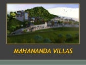 Fully Furnished Luxury Villas in Narendra Nagar, Rishikesh (Mahananda Villas))