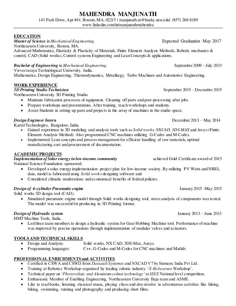 Stunning Machine Design Engineer Cover Letter Pictures - Coloring ...