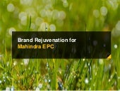 Mahindra Susten - Our brand story